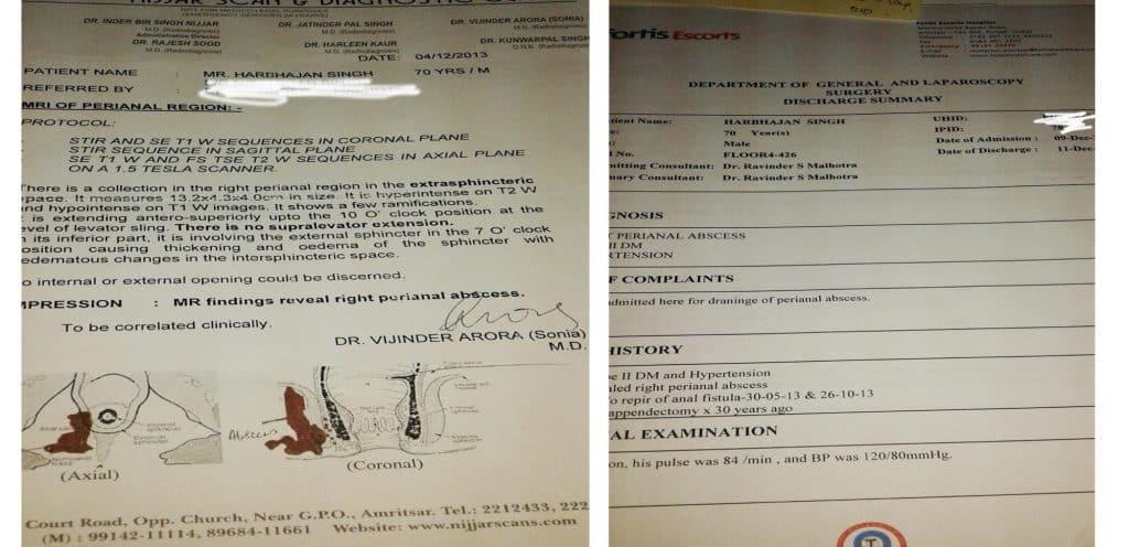 Case Study: Sh. Harbhajan Singh